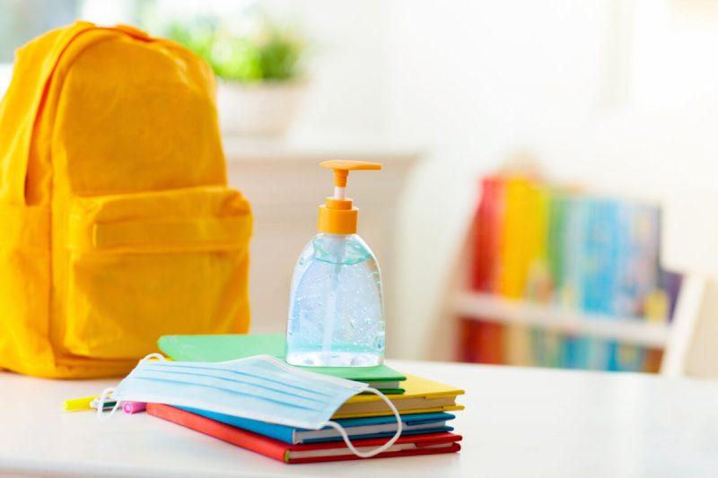 classroom social distancing ideas - supplies and organization