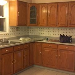 Inexpensive Kitchen Makeovers Moen Caldwell Faucet Remodel On A Budget Proud To Ave