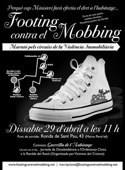Footing contra el mobbing