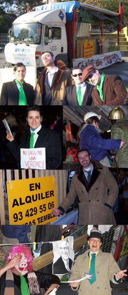Carnaval 2006 a Nou Barris
