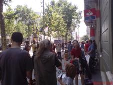 acció denúncia davant el banc