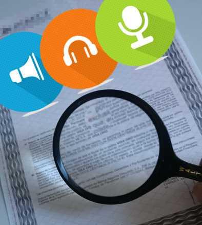 vídeos y audios sobre titulizaciones y clausulas abusivas.