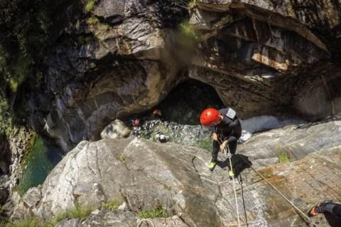 Canyoning Nord Italia ESTATE 2021