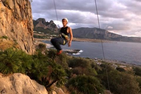 Viaggio Custonaci e San Vito Climbing APR 2021