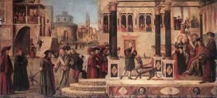 Carpacio-7.-Sant Trifone amanseix al basilisc-1507