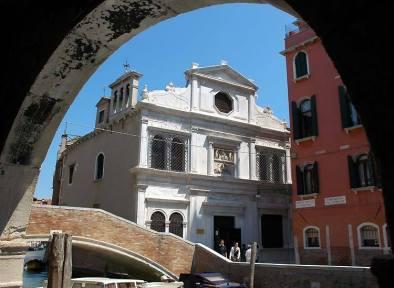 Scuola di San Giorgio degli Schiavoni-Venezia