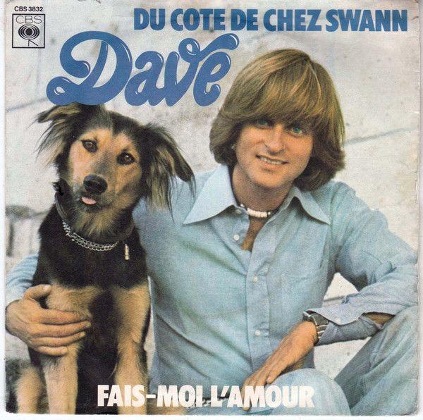 45 T de Dave Du côté de chez Swann