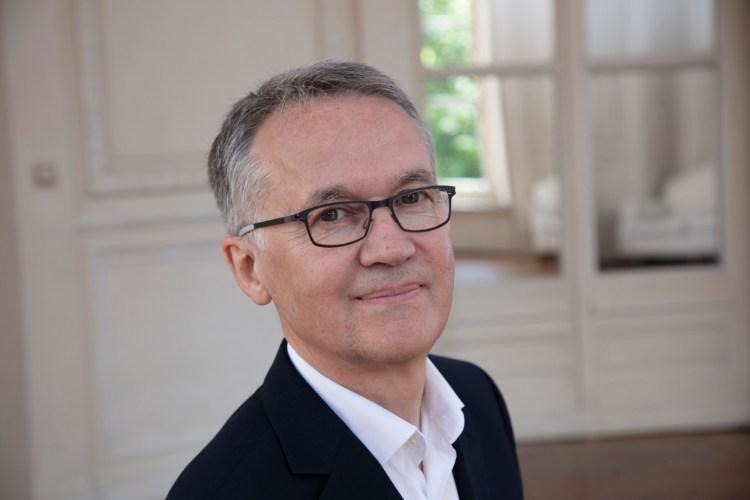 Portrait de Thierry Laget