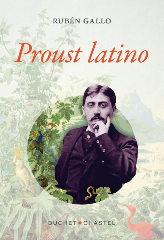 Couverture Proust latino