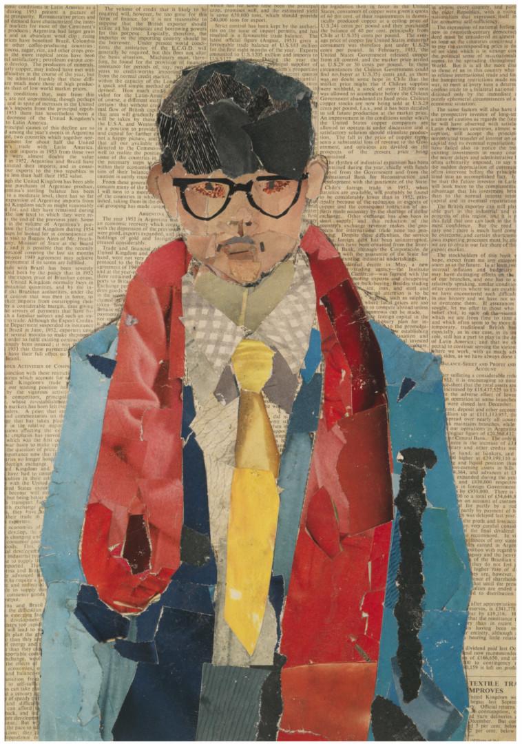 David Hockney, Narrateur de son environnement - Proustonomics