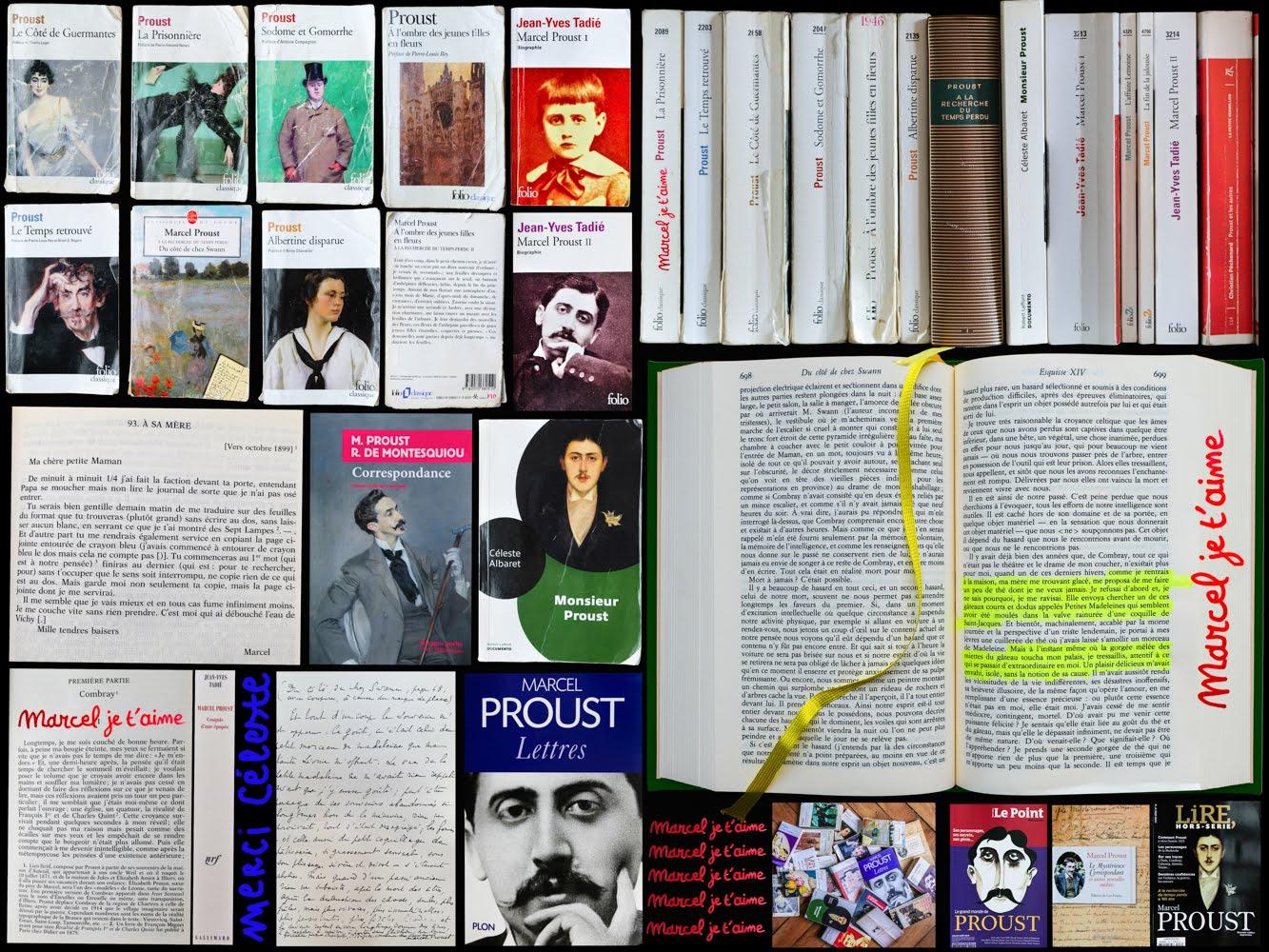 Le grand quizz Marcel Proust en 100 questions - Proustonomics