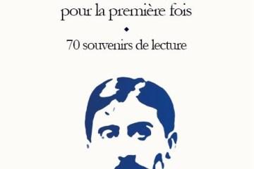 Couverture Hors-série bulletin Marcel Proust