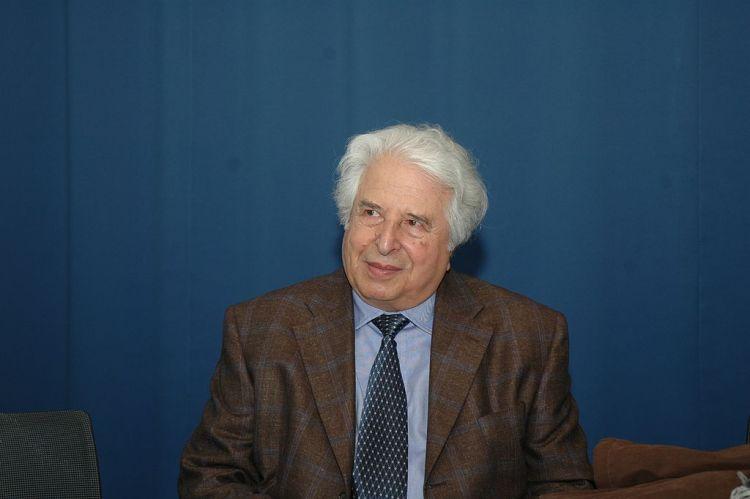 Portrait de Saul Friedländer
