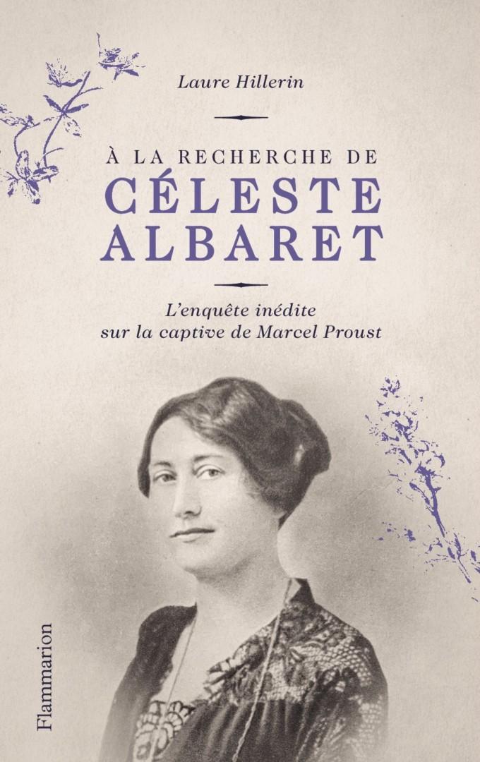 Couverture du livre à la recherche de Céleste Albaret
