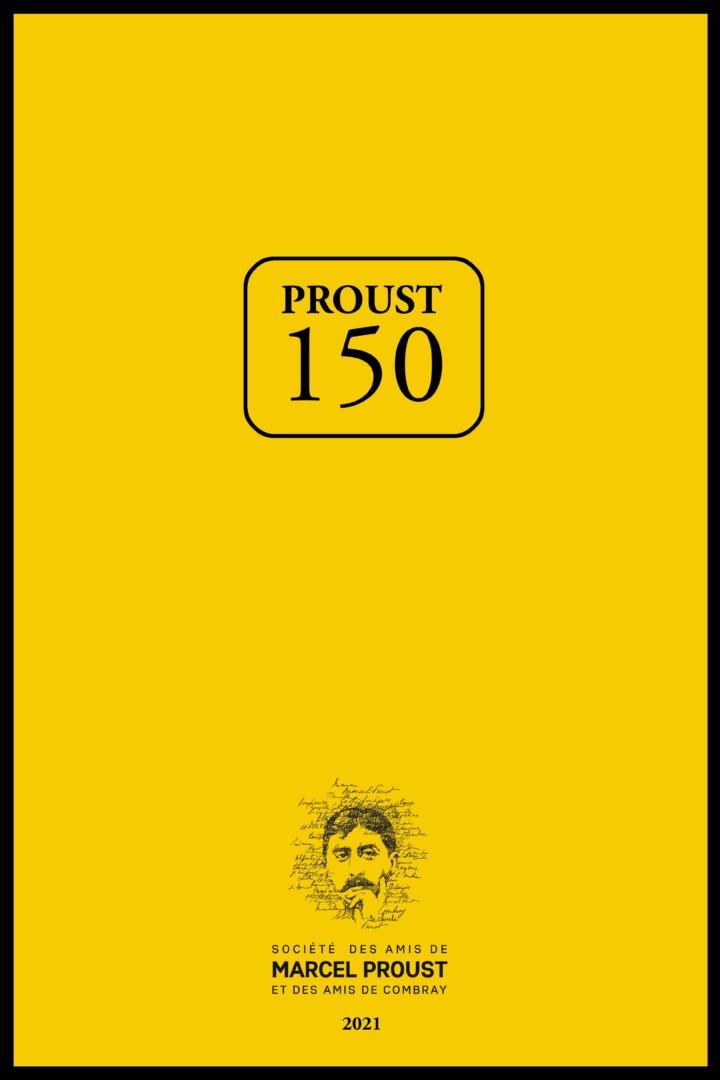 Couverture du livre Proust 150
