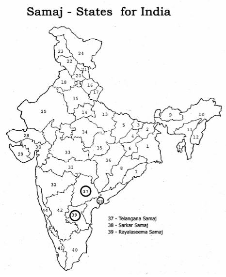 Samajas of the South Asian Subcontinent