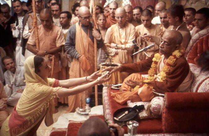Посвящение в Вайшнавизме