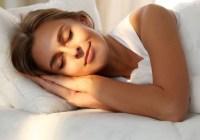 Аюрведа о здоровом сне