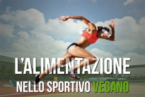 Alimentazione Sportivo vegano