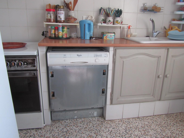 dimension plan de travail cuisine
