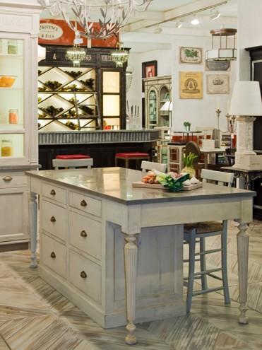 table cuisine hauteur 90 cm
