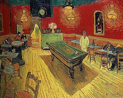 La Cafe de Nuit Arles