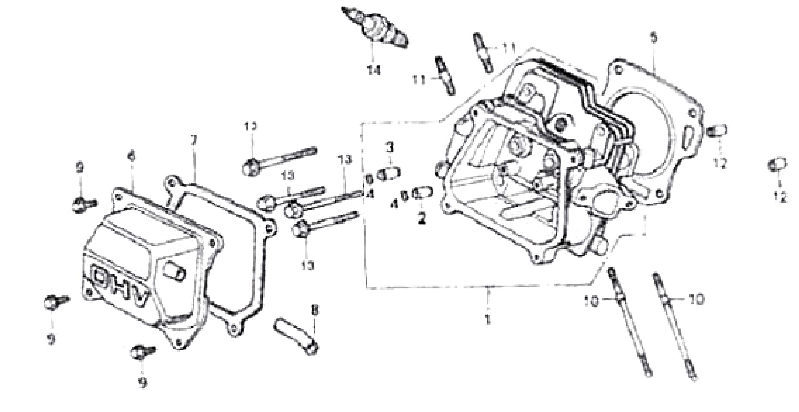 Gc190 Honda Engine Pump Diagram, Gc190, Free Engine Image
