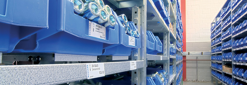 Inventory Management with Bossard