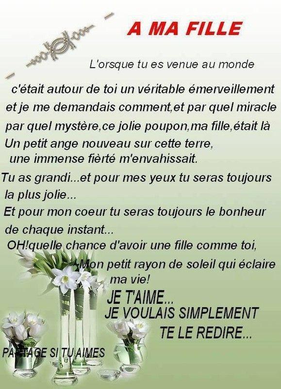 Phrase D'amour Pour Sa Fille : phrase, d'amour, fille, Citation, Amour, Maman, Fille, Citations, D'amour