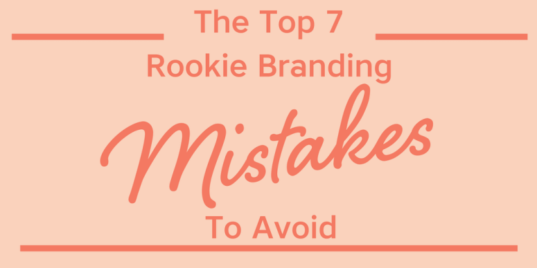 Branding is very important to building your business. Take a look at these top 7 branding mistakes you can avoid, especially when you're just starting out! #branding #brandingtips #brandingstrategies #mompreneur #onlinebusiness #womenleaders #wahm #womeninbusiness #christianbusiness #christianwomeninbusiness #christianentrepreneurs #proverbs31 #proverbs31woman #proverbs31businesswoman #proverbs31enrepreneur #p31 #angelicaduncan #silkoversteel #sos