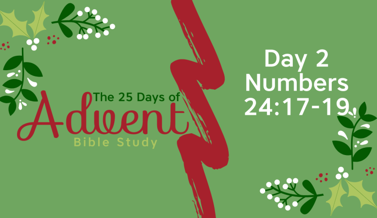 25 Days of Advent Bible Study Series {Day 2}