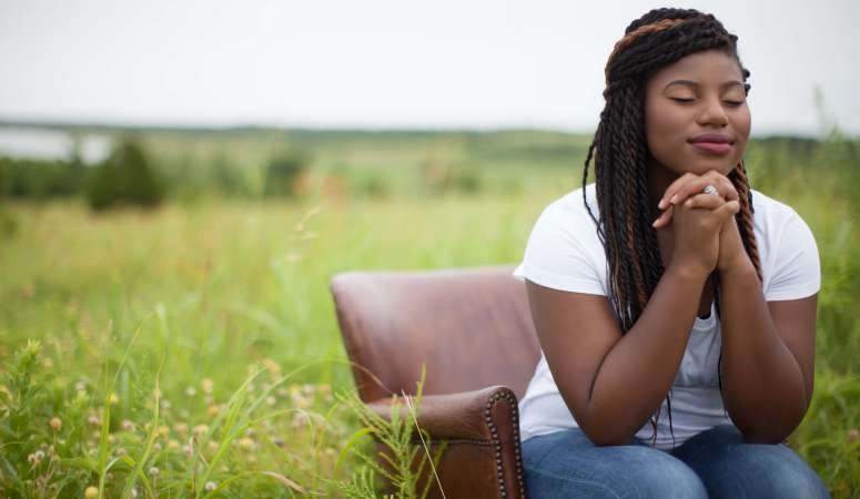 The Praying Woman Bible Study | Praying Scripture