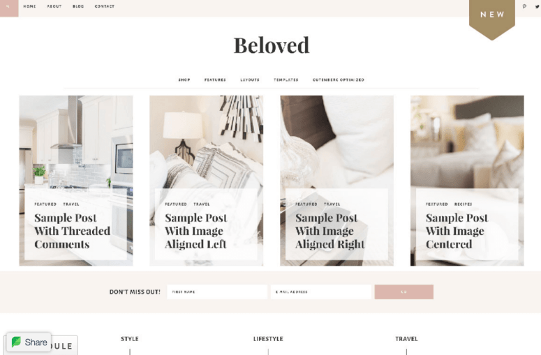 Restored 316 Beloved Theme Review | Proverbs 31 Business Woman | Restored 316 Showcase | Restored 316 Examples