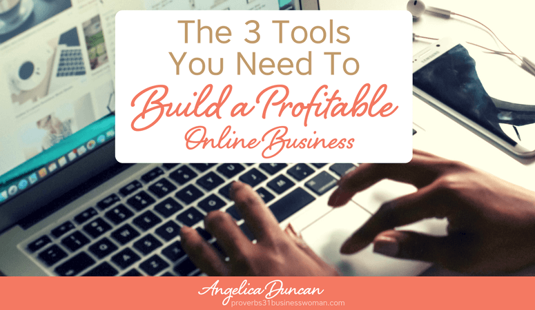 P31 TV | The 3 Tools You Need To Build A Profitable Online Business {Video}