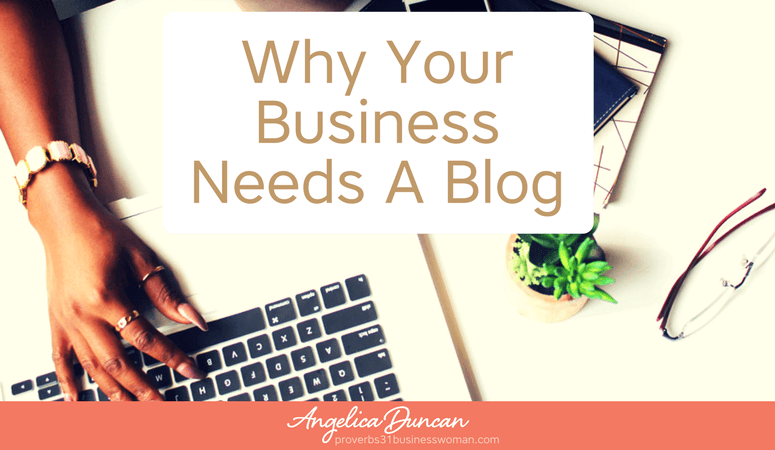 Are blogs an outdated business model? NOPE! There are benefits to having a blog like being able to leverage your content marketing efforts, staying connected and engaging with your ideal audience (avatar), and distinguishing yourself from your competitors. Let's find out why your business needs a blog!