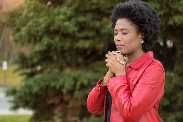 The Praying Woman Bible Study |  Divine Protection & Help