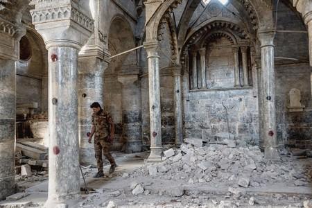 église saint-Thomas de Mossoul