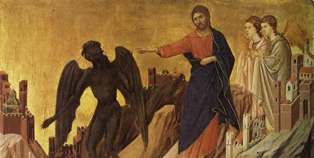 Jésus et le tentateur