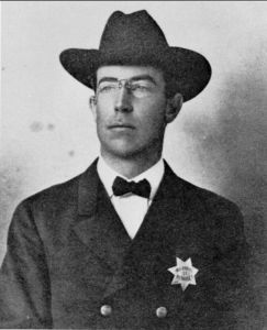 Август Воллмер (1876-1955) полиграфолог