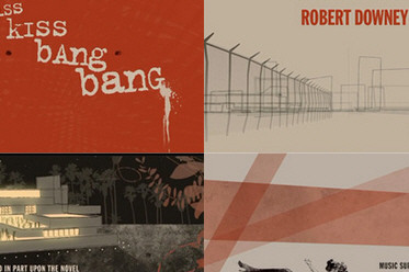 The Art Of Film Title Design Throughout Cinema History