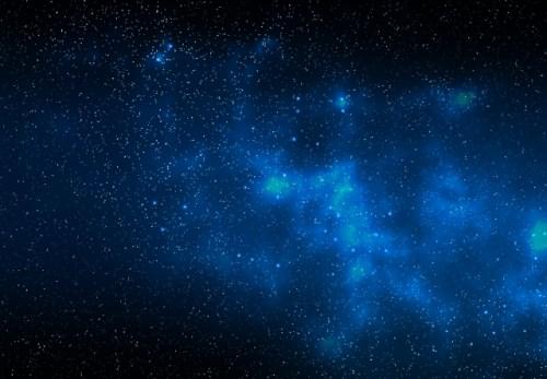 夜空星空1