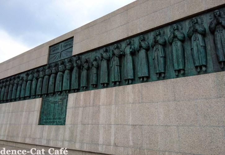 二十六聖人殉教記念碑