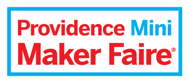 Providence Mini Maker Faire – June 8-9, 2019 logo