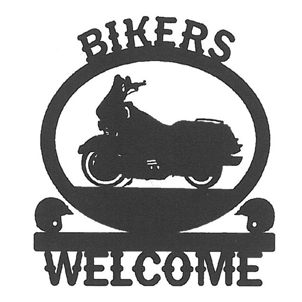 Bikers Welcome #1