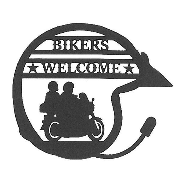 Bikers Welcome #2