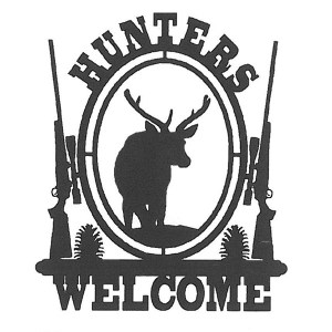 Hunters Welcome