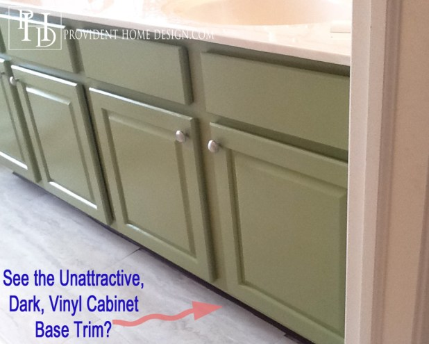 Painting Bathroom Cabinets Black how to paint my bathroom cabinets black | nrtradiant