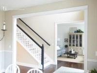 Easy DIY Doorway Casings