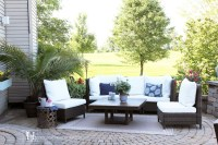 Budget Patio Makeover Ideas