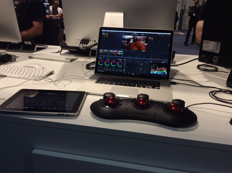 Tangent Ripple at NAB